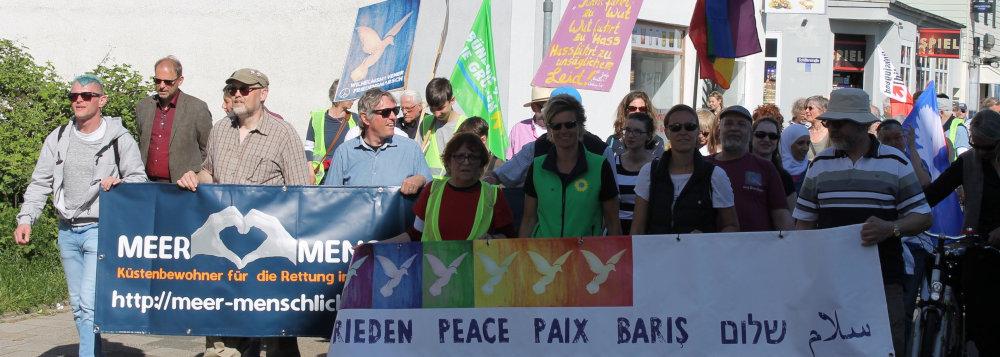 Wilhelmshavener Friedensmarsch-2019